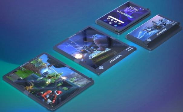 samsung smartphone gaming